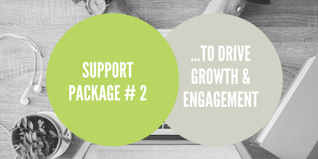 Social media support package Northampton