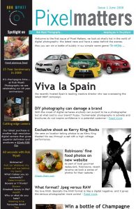 Photography Email Marketing
