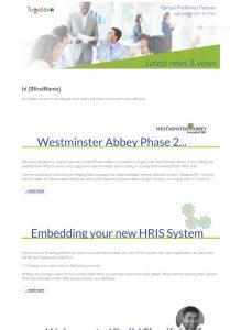 email marketing Northamptonshire B2B
