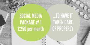 social media package Northamptonshire
