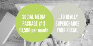 social media marketing agency Northampton