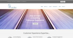 Professional Services B2B website agency
