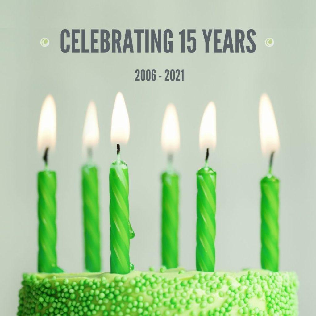 Evolve Marketing Towcester 15 year anniversary