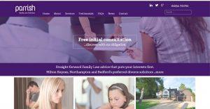 Professional Serbices B2B website design agency