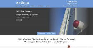 Manufacturing website deisgn agency