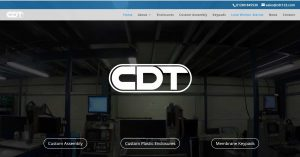 Manufacturing website design agency Towcester